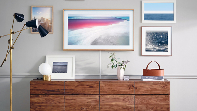 Is your TV an eyesore? Samsung wants to change that