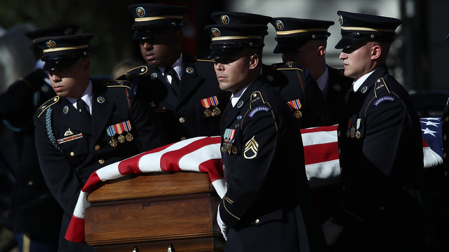 Jordanian Soldier Sentenced To Life Of Hard Labor After Killing Green Berets