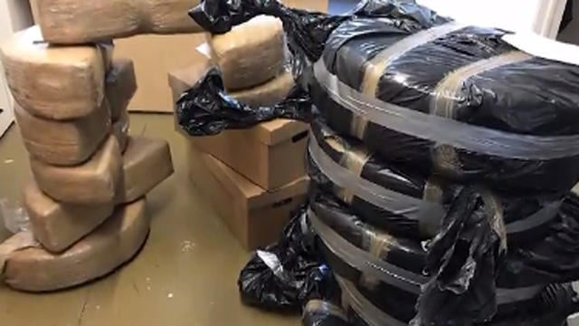 Authorities find $1 million in marijuana packed in brand new Ford Fusions