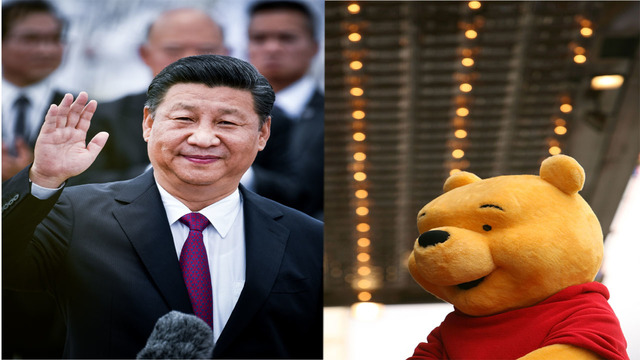 China Blacklists 'Winnie The Pooh' On Various Social Media Platforms