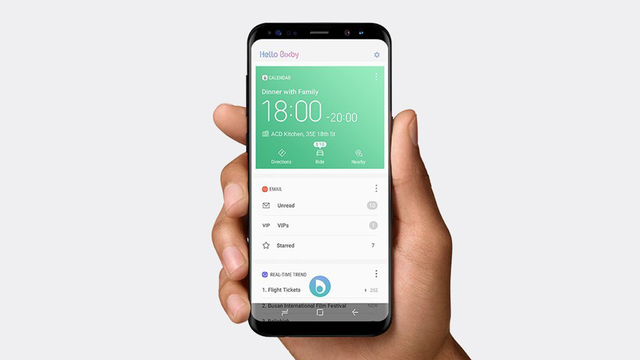 Samsung launches English version of Bixby in US, Korea