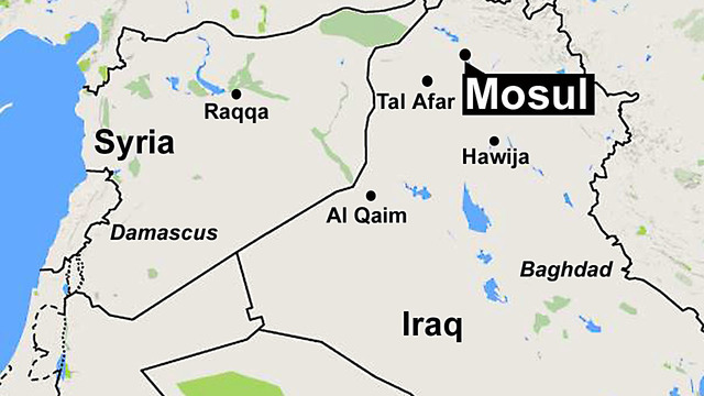Iraqi Forces Kill 25000 ISIS Elements in Mosul Operation