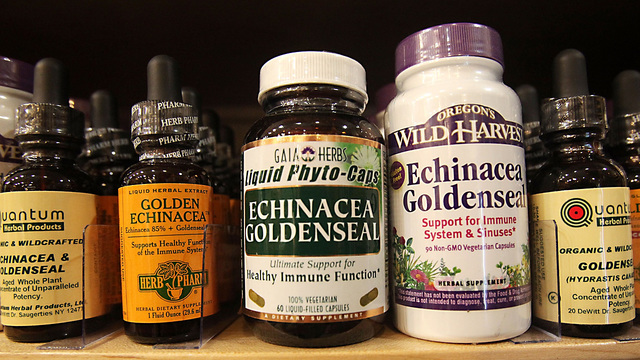 Poison center calls about supplements up 50 percent