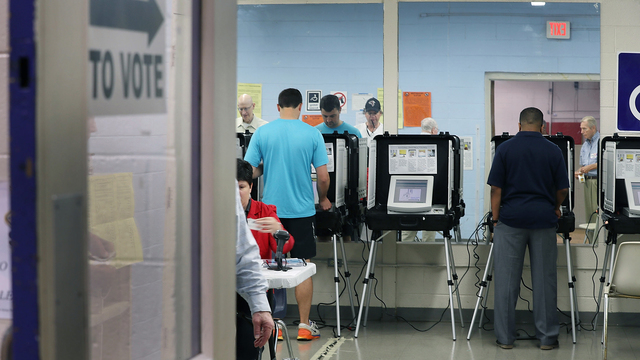 Chicago Election Officials Investigate After A Security Breach Involving Voter Data