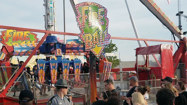 One Dead, Seven Injured at Ohio State Fair