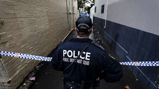 Police sift evidence after NSW terror raid