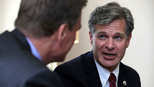 FBI director meets with black caucus over criticized report