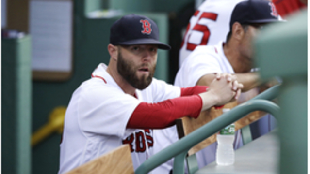 Red Sox 2B Pedroia to return vs. Rays