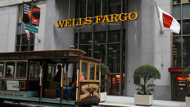 Investors Sell Wells Fargo & Company (WFC) on Strength