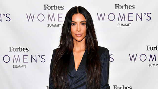 Kim Kardashian Takes On The Mommy-Shamers