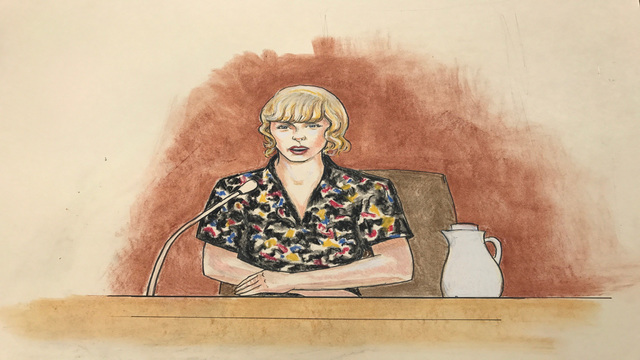 Taylor Swift no longer defendant in lawsuit against her, others