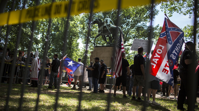 Charlottesville: Virginia governor declares emergency