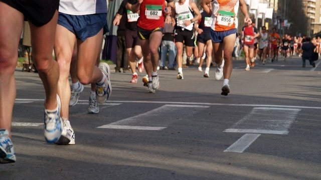 Stay healthy during a marathon with these tips