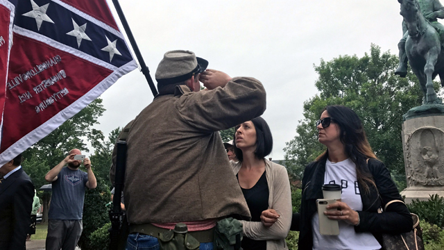 Gov. McAuliffe Encourages Virginia to Remove Confederate Monuments