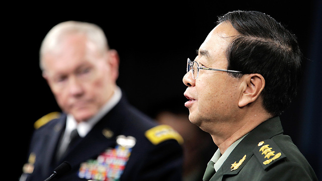US chairman of Joint Chiefs of Staff notes 'difficult issues' with China
