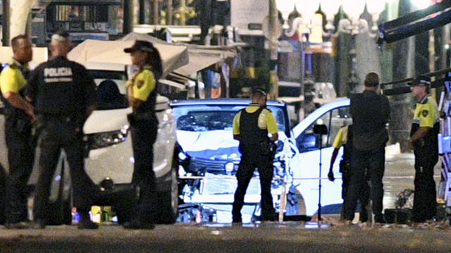 Reports: Spanish police have killed 4 attackers