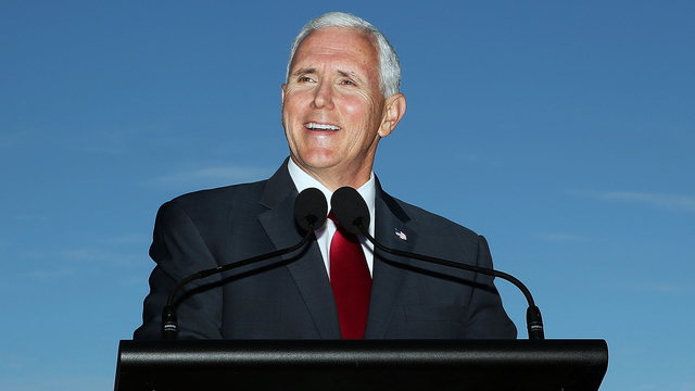 Pence, Cruz pull out of Nevada GOP event due to hurricane