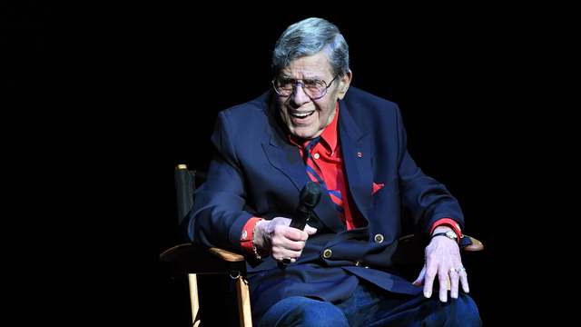 Family, friends plan gathering to remember comic Jerry Lewis