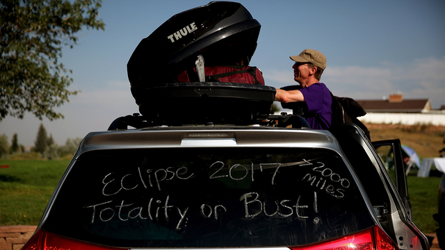 Watching solar eclipse Eclipse or Bust van in Wyoming.jpg64461240