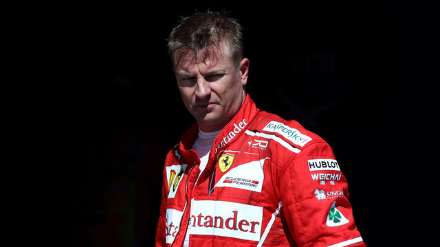 Raikkonen to drive again for Ferrari in 2018 F1 championship