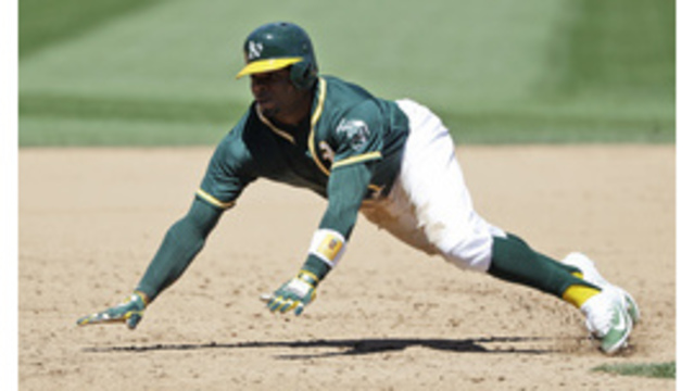 Red Sox acquire Rajai Davis from Oakland