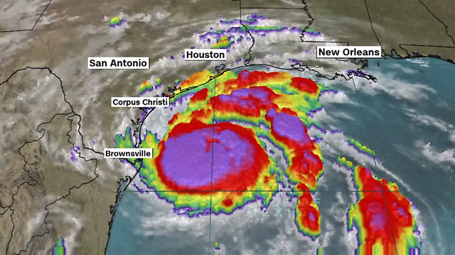 Governor Abbott Requests Presidential Disaster Declaration In Anticipation Of Hurricane Harvey