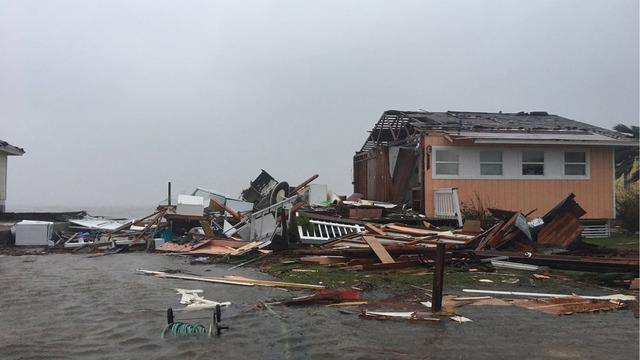 Rockport damage, Hurricane Harvey70866249