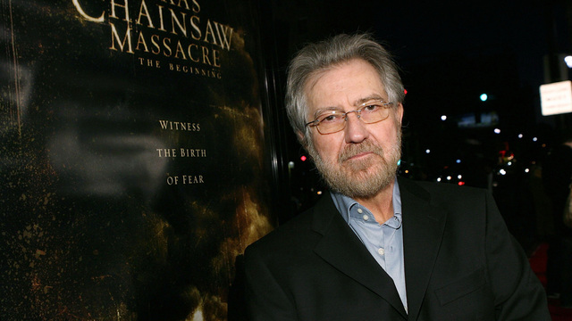 Tobe Hooper, director of Texas Chainsaw Massacre58266038