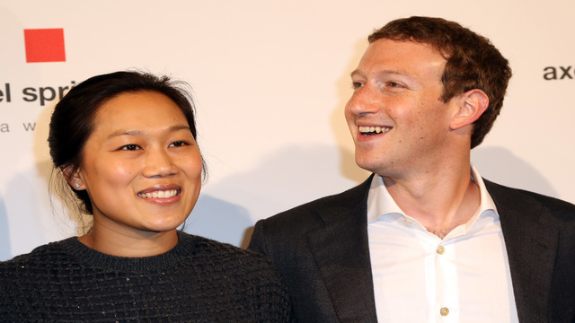 Zuckerberg, Chan announce birth of second child