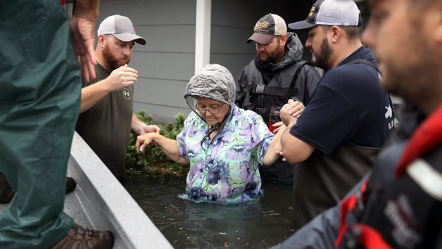 House GOP to use Harvey aid to raise debt limit