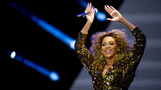 Beyonce joins cast of Disney's live-action 'Lion King'