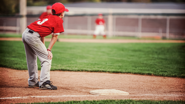 Dehydration and youth sports
