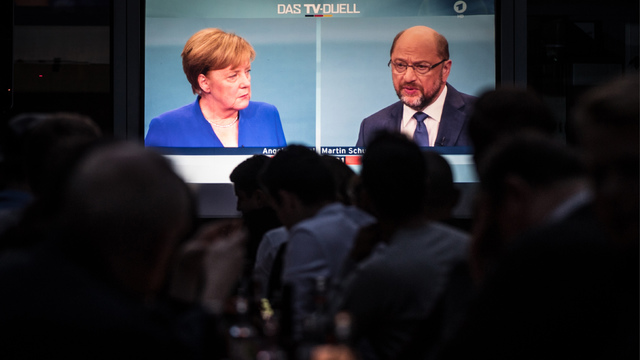 Merkel wins Germany's only televised debate: Polls