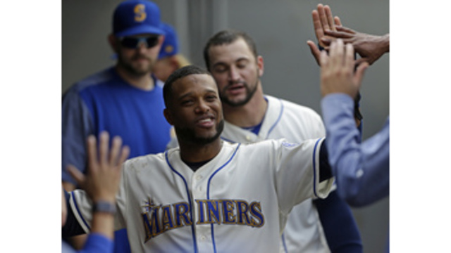 Cano, Albers lead Mariners to 10-2 win over A's for sweep