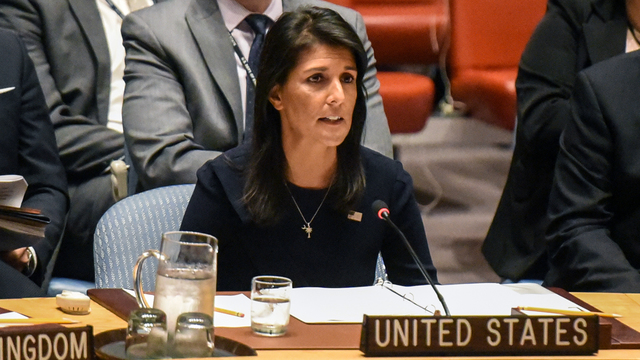 North Korea rejects sanctions, threatens US