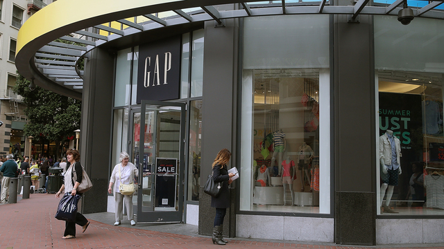Gap Inc Is Closing 200 Stores but Opening 270 New Ones