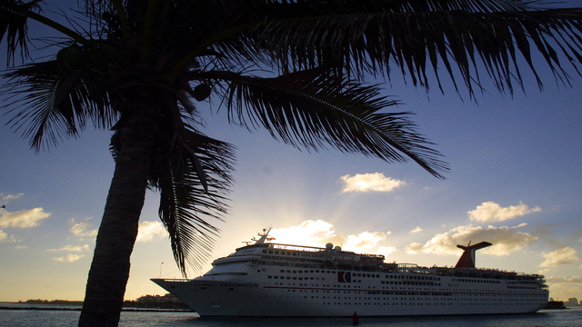 Cruises are having a moment