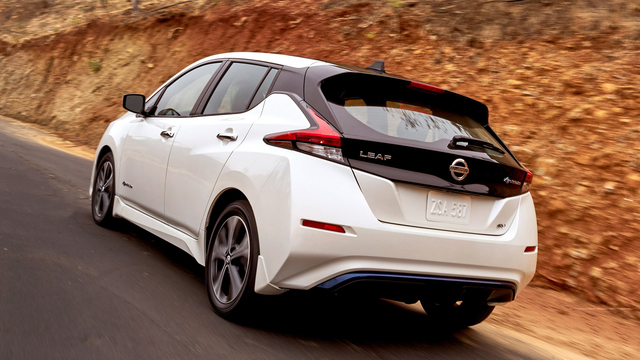 All-new Nissan Leaf revealed
