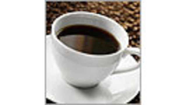 Lots of Coffee Lowers Oral Cancer Risk