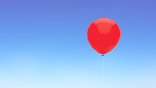 Police in United States respond to red balloon tied to near sewer grates