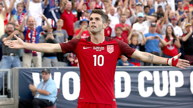 Pulisic leads US Men's Soccer toward ultimate goal