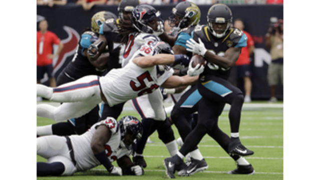 Texans LB Brian Cushing suspended 10 games for PEDs