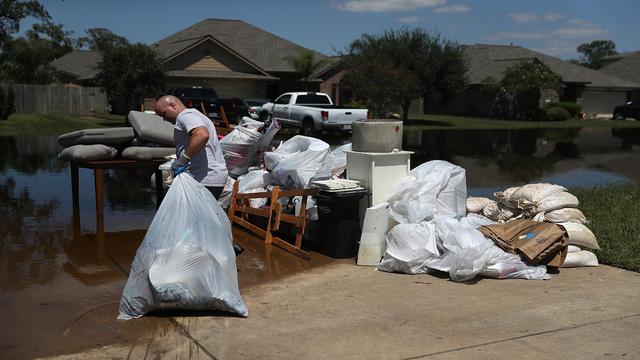 Out of the spotlight, Hurricane Harvey's victims struggle to recover
