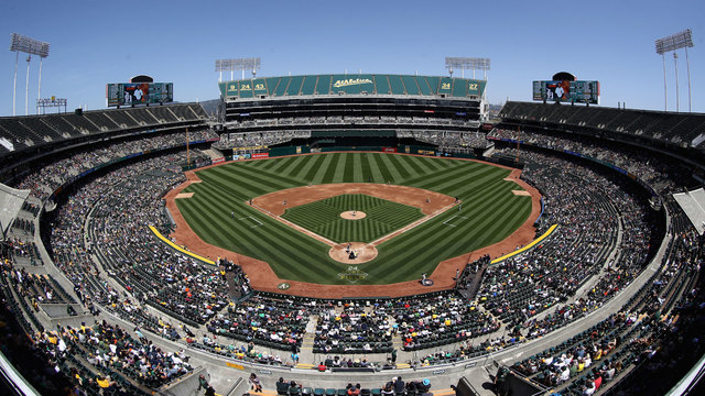 Oakland Athletics to play free game in 2018