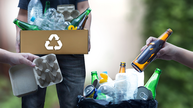 Recycling: Sorting out fact from myth