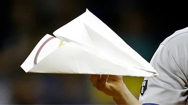 Hall of Fame Toys Paper Airplane.jpg59266341