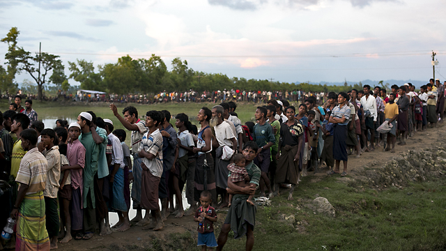 rohingya refugees in bangladesh83492719
