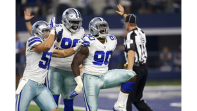 Cowboys pass rusher Lawrence poised to break out in Year 4
