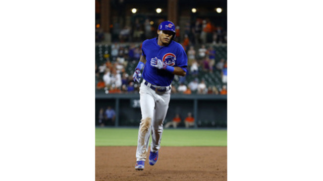Addison Russell Activated From Disabled List