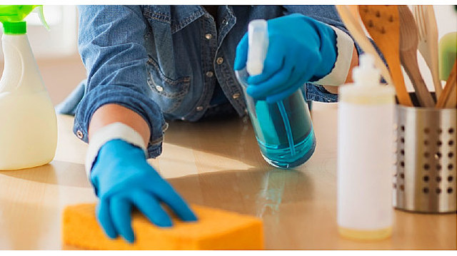 Regular Use of Bleach Linked to COPD